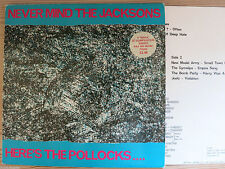 Never Mind The Jacksons... Here's The Pollocks   Vinyl LP  Joolz Bomb Party NMA