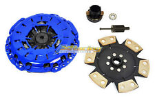 FX STAGE 3 RIGID RACE CLUTCH KIT 2000-2003 BMW M5 E39 Z8 E52 S62B50 4.9L V8