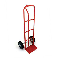 NEW 600LB HEAVY DUTY SACK TRUCK INDUSTRIAL HAND TROLLEY FOR deliveries removals