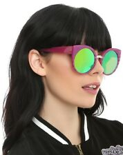 Disney Alice In Wonderland Cheshire Cat Eye Cosplay Retro Sunglasses Gift NWT!