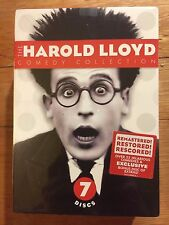 THE HAROLD LLOYD COMEDY COLLECTION  (7 DVDs, 2005) OOP BRAND NEW FREE SHIP