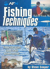 Fishing Techniques guide AFN new latest ed