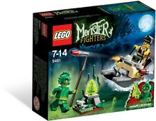 LEGO 9461 Monster Fighters Swamp Creature NEW MISB