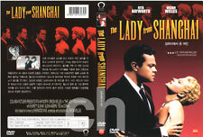 THE LADY FROM SHANGHAI (1963) - Orson Welles, Rita Hayworth  DVD NEW