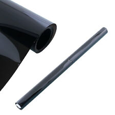 Dark Smoke Black Car Window Glass TINT TINTING 15% VLT Film 600x50cm Roll