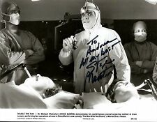 Steve Martin signed The Man With Two Brains original still photo / autograph