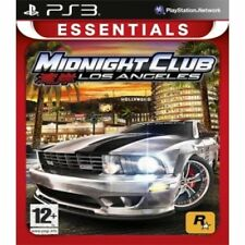 Midnight Club Los Angeles Complete Edition Game (Platinum) PS3 Brand New