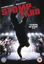 STOMP THE YARD - DVD - REGION 2 UK