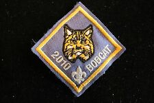 """OFFICIAL BSA 2010 """"BOBCAT"""" RANK PATCH - Boy Cub Scouts - ANNIVERSARY 100 YEARS"""