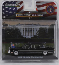 1972 Lincoln Continental Reagan Präsident USA Presidential Limos 1:43 Greenlight