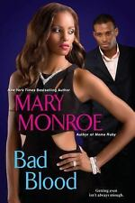 Bad Blood by Mary Monroe (2016, Paperback)