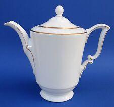 Art Deco,Kaffeekanne,Porzellan,Hutschenreuther?,1928/30,Kronenmarke,TOP+++