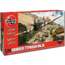 Airfix a19002 Hawker Typhoon mkib 1:24 Avión Model Kit