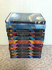 Stargate SG-1 Complete Series Seasons 1-10 + Movies