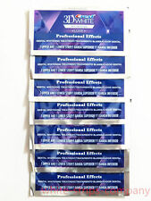 Crest3D LUXE Whitestrips Proffesional Effect 7 Pouches 14 Strips Free Shipping