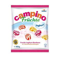 Storck Campino. DeliciousYoghurt Fruits Candy 300 g