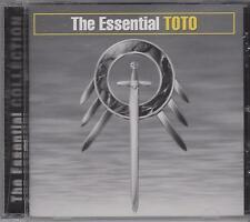 THE ESSENTIAL TOTO - CD  - NEW -