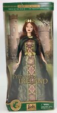 PRINCESS OF IRELAND BARBIE DOLLS OF THE WORLD DOTW NRFB
