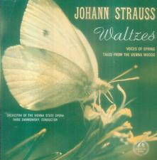 "7"" Orchestra Of The Vienna State Opera/Johann Strauss Waltzes (UK)"