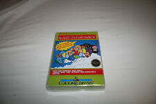 Brand New NES Nintendo Game Kung-Fu Heroes Factory Sealed Black Seal Kung Fu NEW