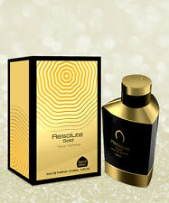 Khalis Perfumes French Collection Resolute Gold Pour Homme EDP Made In UAE
