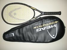 "HEAD INTELLIGENCE I.S12 OS 115 TENNIS RACQUET 28""  4 3/8"