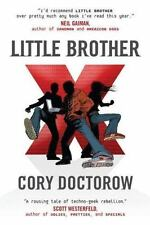 Little Brother by Cory Doctorow (2008, Hardcover)