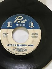 """NORTHERN SOUL 45/ THE GEE'S """"LOVE IS A BEAUTIFUL THING""""    HEAR"""