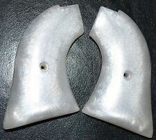 Heritage Rough Rider pistol grips pearl plastic with screw