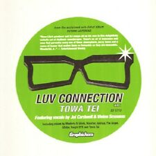"TOWA TEI - LUV CONNECTION 2x12"" PROMO MINT 1995 MASTERS AT WORK, DEEE-LITE"