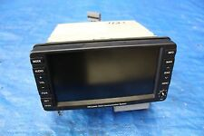 2009 MITSUBISHI LANCER RALLIART OEM NAVIGATION DISPLAY DECK UNIT CY4A SST #421