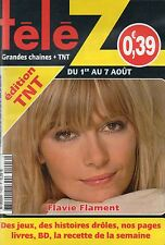 TELE Z N°1403 flavie flament