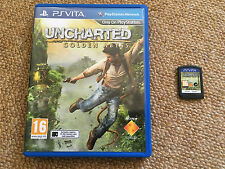 Uncharted Golden Abyss -- Sony Playstation PS Vita -- UK Seller