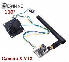 Eachine 32CH FPV transmitter with 700TVL 1/3 Cmos 110 Deg Camera Module UK post