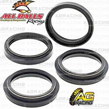 All Balls Fork Oil & Dust Seals Kit For Husqvarna SM 450 2010 10 Motorcycle Bike
