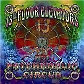 The 13th Floor Elevators - Psychedelic Circus CD 2009 NEW SEALED