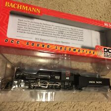 Bachmann Union Pacific 2-6-0 46 with DCC sound
