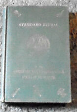 Masonic Lodge Book Fraternal Eastern Star Standard Ritual Rules Symbols Mason NY