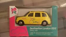 CORGI DIECAST MODEL TAXI #36 ATHLETICS LONDON OLYMPICS 2012 TEAM GB OFFICIAL