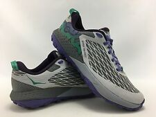 Hoka One One Women's Speed Instinct Running shoes in Grey/Corsican Blue Size 7