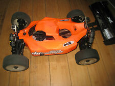 team Durango DNX8 rolling chassis 1/8 race buggy very good condition