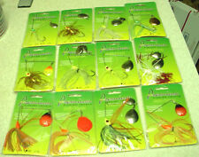 12 PREMIUM TACKLE SPINNERBAITS -3/8 OZ