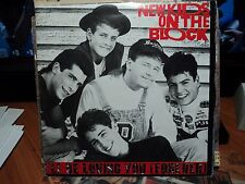 "New Kids On the Block ""I'll Be Loving You (Forever)"" Great Oz POSTER PS 7"""