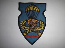 """Vietnam War Patch US Army 7th Special Forces Group FC-1 TIGERS """"First Always"""""""