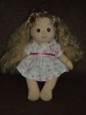 My Child Doll  1980's -1985 © Mattel Inc. LONG BLONDE HAIR