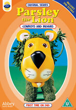 PARSLEY THE LION - COWBOYS AND INDIANS - DVD - REGION 2 UK