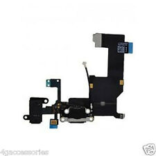 Iphone 5 Charging Port Charger dock flex cable connector plug replacement White