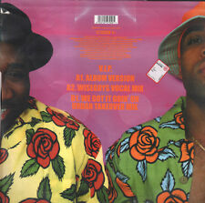 JUNGLE BROTHERS - V.I.P. (Wiseguys , Urban Takeover Mixes) - Gee Street