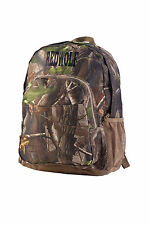 REDWOLF BLACK CANYON REALTREE CAMO DAY BACK PACK HUNTING CAMPING SCHOOL HIKE 3F3
