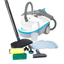 Portable Steam Cleaner Hand Held Multi Purpose Home Auto Carpet Floor Canister